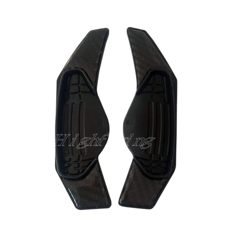 2*Steering Wheel DSG Gear Shift Paddles For Jaguar XF X250 X260 2009-2016