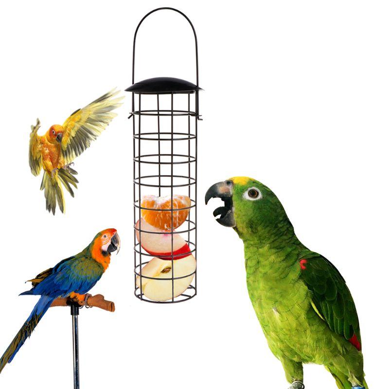 Bird Feeder Park Bird Supplies Pet Products Bird Wild Outdoor Garden Hanging Ports Seed Plastic Feeder Кормушка