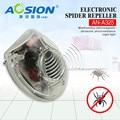 Aosion Eletromagnético Ultra-sônica Superior Insetos Aranha Repelente Eletrônico de Controle de Pragas Repelente AN-A325