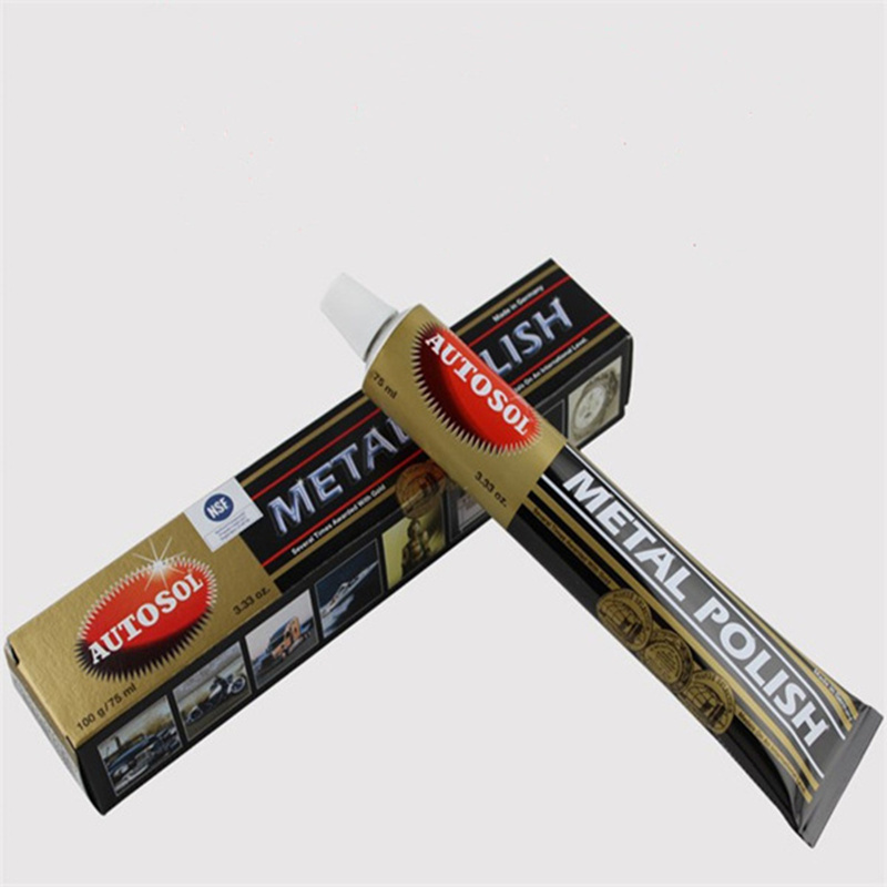 metal polishing paste polishing wax mirror metal polish cream stainless steel watch scratch repair polisher