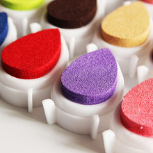 10pcs/Lot Rubber stamp colorized inkpad  Quick dry ink pad Transfer printing clear 40 kinds of color for you to choose