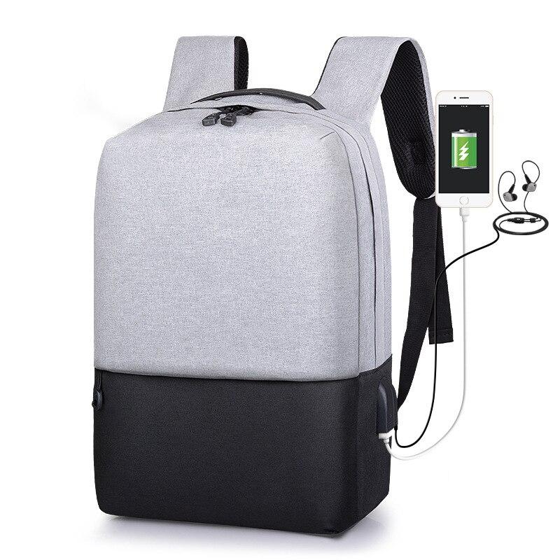 En gros en ligne sac à dos personnalisé sac à dos sacoche pour ordinateur portable professionnel litht poids usb sacs de charge pour hommes anti-vol sac à dos intelligent