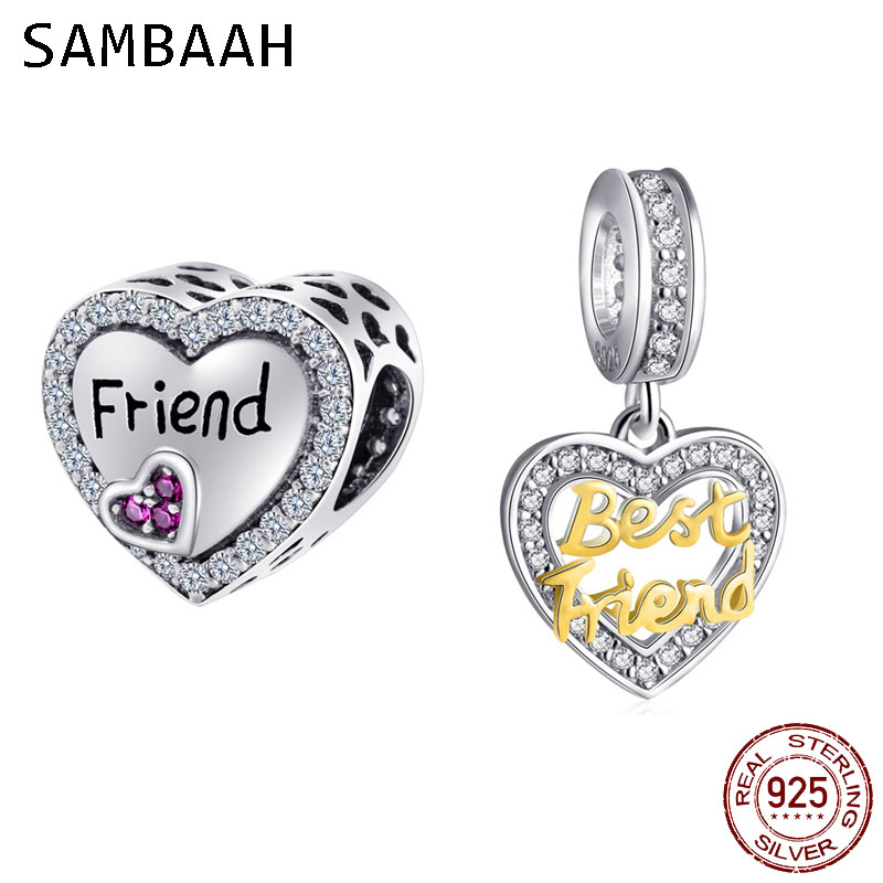 charms pandora friends
