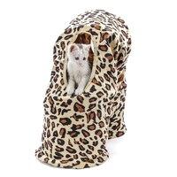 1PCS Cat Toy Long Cat Tunnel Folding Stuffed Cat Tunnel Cat Tent Pet Products