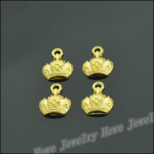 diamante /'Candy/' Aretes en Oro Chapado 13mm Diame Negro//Blanco Esmalte