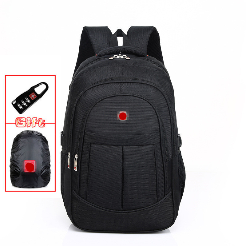 17 inch SWISS  army men's waterproof school bag  backpack gear Men 15 inch Laptop sac a dos men Urban bag swiss Travel bag 2016 new quality waterproof oxford swissgear backpack men 15 inch laptop bag sac a dos men backpacks swiss travel backpack lock
