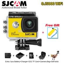Original SJCAM SJ5000 WiFi Action Camera 1080P Full HD Sports DV 2.0 Diving 30M Novatek 96655 Waterproof mini Camcorder SJ 5000