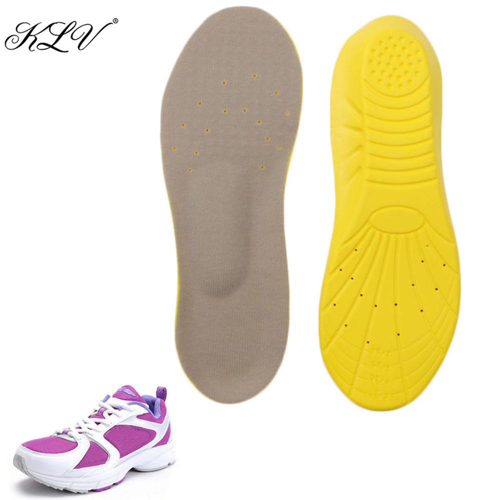 THINKTHENDO Orthotic Arch Support Sport Shoes Insoles Cushion Pain Relief Foot