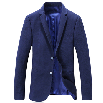 Floral Casual Male Blazers Slim Fit Coat Jacket Classic Business Suit Jacket 2019 Spring New Arrival Fashion Men's Blazer Jacket
