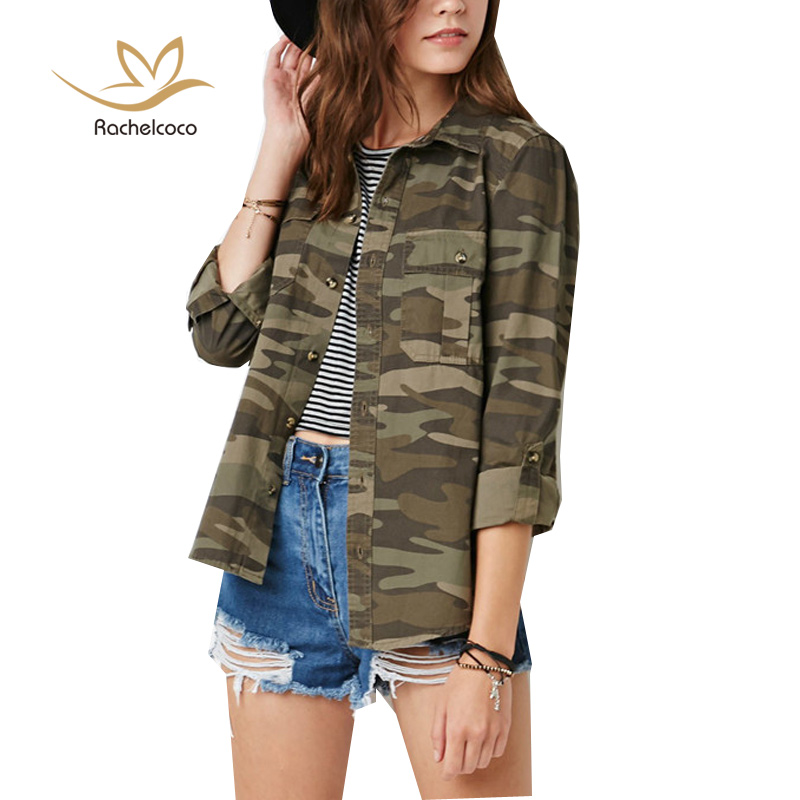 Online Get Cheap Womens Camo Coats -Aliexpress.com | Alibaba Group