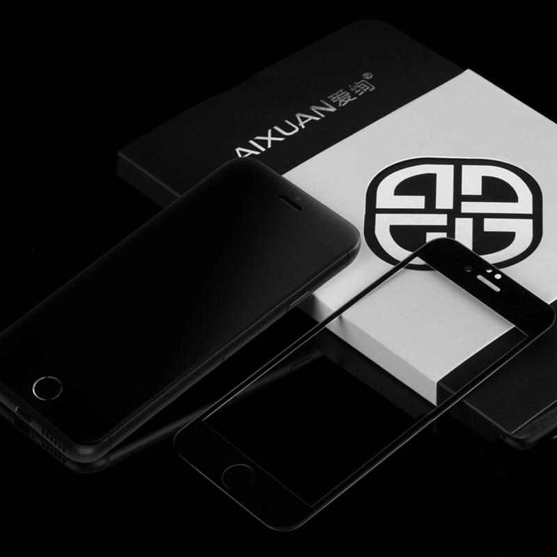 2 STK Helskärmskydd för iPhone 6 6s 6 plus härdat glas 9H 0.26mm - Reservdelar och tillbehör för mobiltelefoner - Foto 4