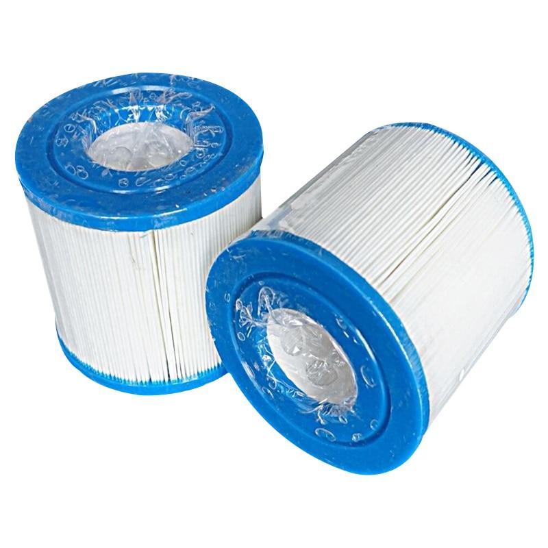2 Stücke Unicelc-4401 Spa Pool Fiter Element 118mm X 125mm, Mit With54mm Weibliche Gewinde Whirlpool Filter Patrone HeißEr Verkauf 50-70% Rabatt