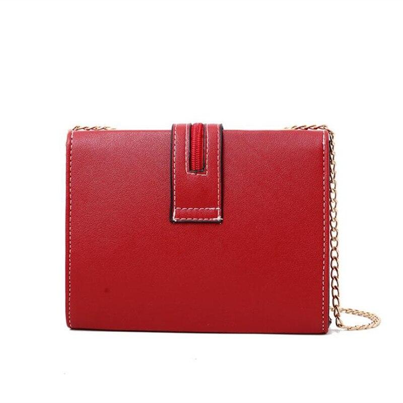 Bag Mano Nero rosso blu Crossbody Piccola Messenger Il Mini colore Giallo Nuove Spalla Catena Donne Delle Mhcadd Modo colore Rosa Borse Borsa Di cachi qTX66a