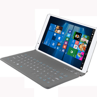 Ultra Thin Wireless Bluetooth Keyboard PU Leather Case Cover For Chuwi Hi8 Hi8 Pro Vi8 Protective