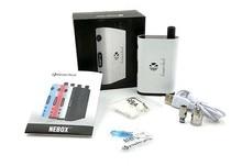 100%เดิมKanger Neboxควบคุมอุณหภูมิชุดเริ่มต้นkangertech neboxเครื่องใช้ไฟฟ้าบุหรี่