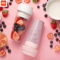 NEW Xiaomi 17PIN Star Firut Cup Portable Small Juicer 400ML Fruit Cup Magnetic charging 30 Seconds Of Quick Juice Suitable