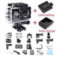 2016 Горячие Продажа Hero 3 style SJ4000 камеры 1080 P Full HD DVR 30 М Водонепроницаемый Спорт действий Камеры + аккумулятор + зарядное устройство бесплатная доставка