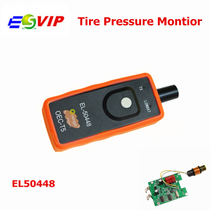 Best Quality A EL50448 Auto Tire Presure Monitor Sensor OEC T5 EL 50448 For G M