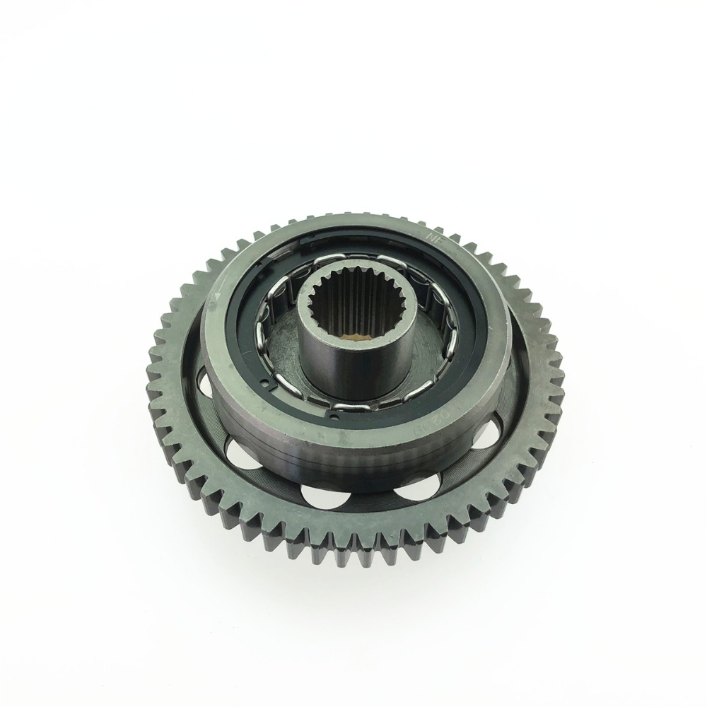 цены STARPAD For Huayang T6 RX3 NC250 Motorcycle Clutch Engine Parts Start Big Gears