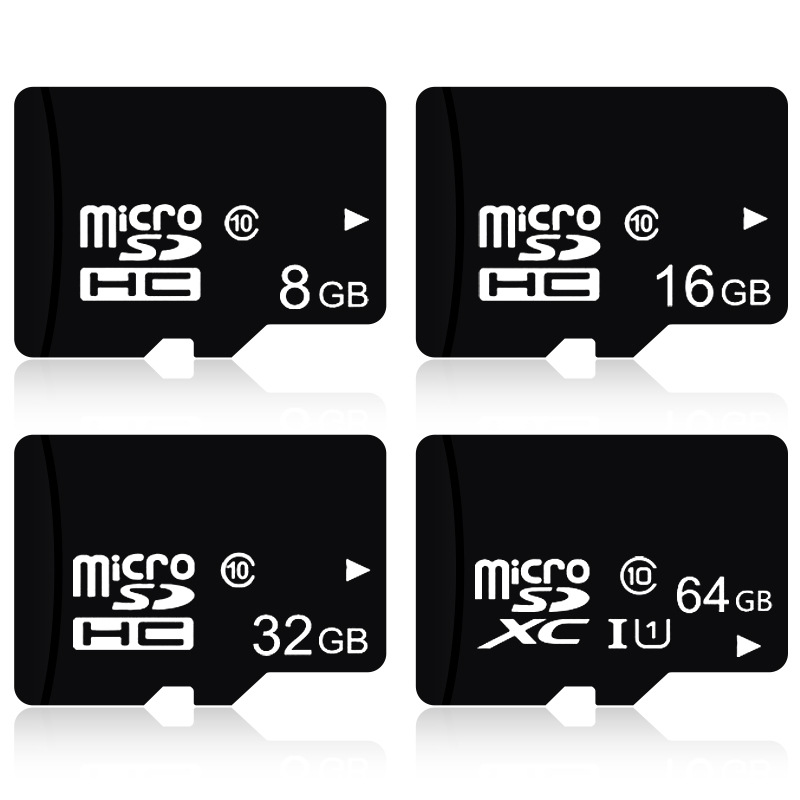 Image 2 - Real Capacity!!! 4GB 8GB 16GB 32GB Micro sd card Class10 UHS 1 64GB Micro SDXC card U3 Memory Microsd TF/SD Cards-in Micro SD Cards from Computer & Office