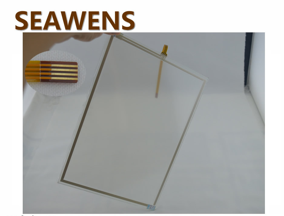 Touch screen panel 6AV6 645-0DE01-0AX0 for MOBILE PANEL 277 IWLAN цена