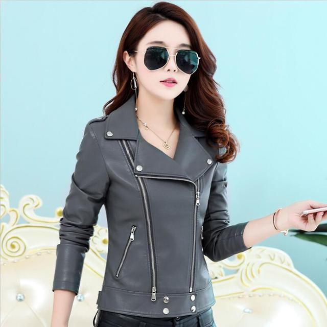 Women Leather Coat and Jacket
