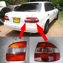 Bessautocan For Toyota Corolla Ae111 Ae110 2000 Year Taillights Rear Lamp