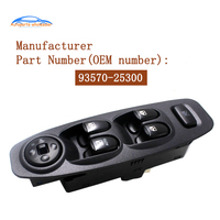 93570 25300 9357025300 For Hyundai Accent 2002 2006 Car Left Drivers Side Power Window Switch Auto Parts