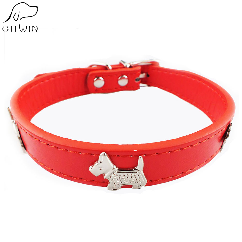 chihuahua collars giiwin dog cat collars for small dogs puppy chihuahua 8460