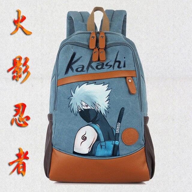 Naruto Student Shoulder Bag