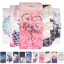 2019 3D Wallet Cases For Iphone 11 pro max CASE Flip TPU Leather Cover sFor Apple 8 7 6 Plus 6S Case Phone BOOK Coque<