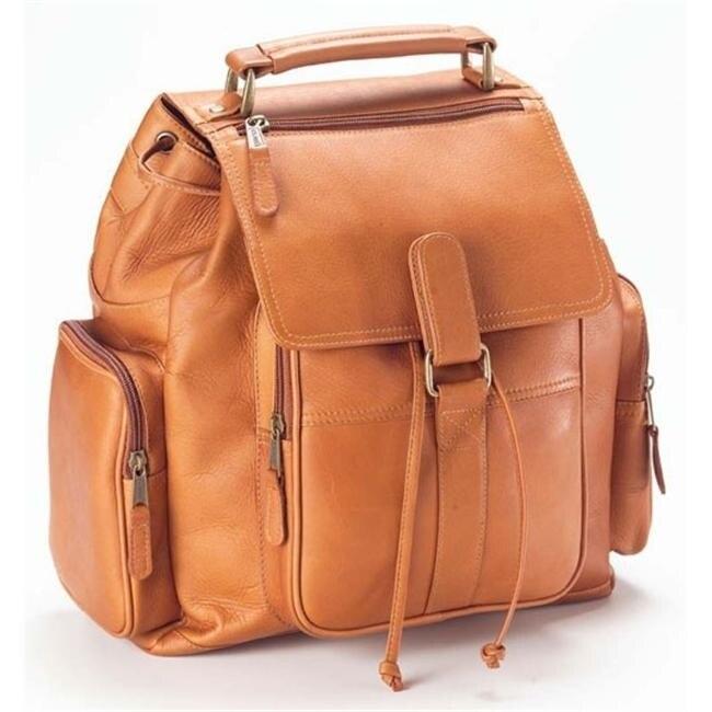 Clava 3230 Urban Survival Backpack - Vachetta Tan clava 709 hip to be square backpack vachetta cafe