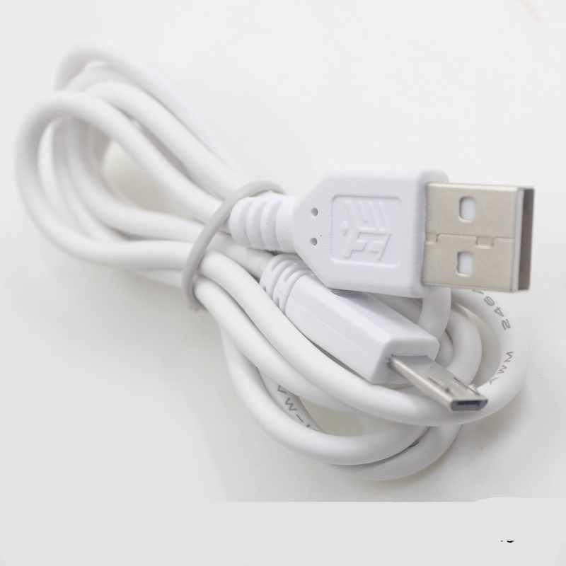 Tiempo 8 MM/12 MM conector blanco Micro USB Cable de carga de datos para Samsung Huawei HTC teléfono móvil S4 i9100 i9500 N7100 I9220