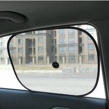 Солнцезащитный козырек для окна автомобиля 2x черный, для детей, для маленьких детей, для окна автомобиля, защита от ультрафиолетовых лучей, слепой сетчатый солнцезащитный козырек, для близнецов, дропшиппинг 18 сентября 21