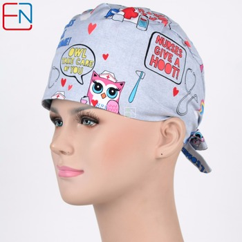e19a4a12e46 Related Products. You've just added this product to the cart: Hennar  Surgical Scrubs Caps Masks Elastic Adjustable Size Surgery Scrub Caps ...