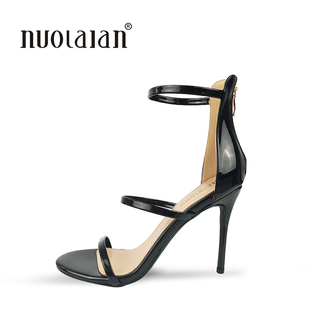 cheap discounts 2018 new Brand Shoes Woman High Heels Women Pumps Stiletto Thin Heel Women's Shoes Peep Toe High Heels Wedding Shoes cheap footlocker pictures free shipping under $60 clearance best place cheap store xPB8Fg0Q