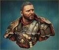 Бесплатная Доставка 1/10 Масштаб Смолы Литье Комплект Maximus Gladiator Генеральной Смола Гараж Комплекты