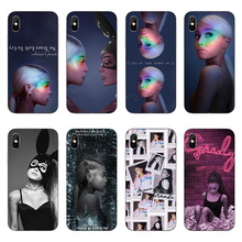 Ariana Grande AG Rainbow Sweetener Coque Tpu Soft Silicone Phone Case Cover Shell For Apple IPhone 5 5s SE 6 6s 7 8 Plus X XS XR