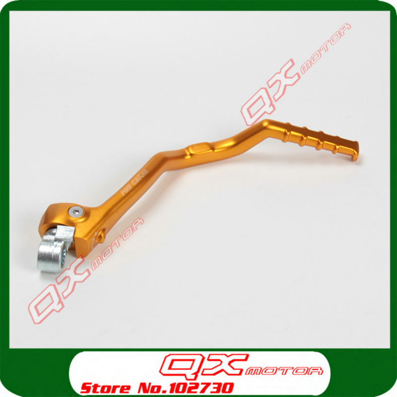 Forged Kick Start Starter Lever Pedal For RMZ 250 RMZ250 2011-2015 Dirt Bike MX Motorcross Motorcycle Free Shipping