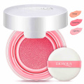 BIOAQUA Air cushion BB Cream isolation New 2016 blush Soymilk matte pearl rouge Blush High Quality Make Up Face Blusher