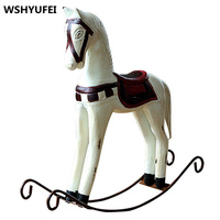 WSGYUFEI Solid wood animal handicrafts Natural materials Handmade goods are fast and beautiful and easy to get