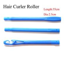 18pcs/set 55cm long Magic hair curler  magic roller with diameter 2.5cm  2018 new seller