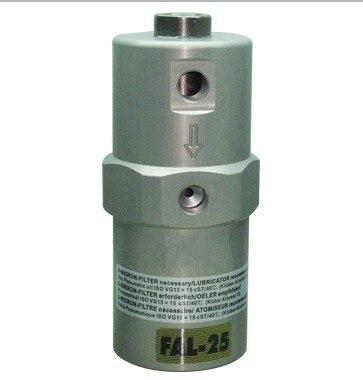 Livraison gratuite le vibrateur de type tige de Piston, FAL-25 de Vubrators linéaires pneumatiques