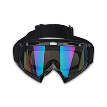 Clear Men Womens Motorbike Moto Motorcycle Glasses Goggles Windproof Motorcycle Riding Helmet Glasses For Helmet