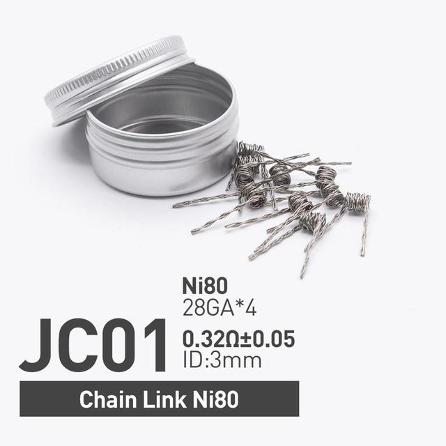 Chain Link Ni80