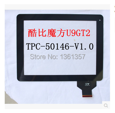 New 9.7 inch  U9GT2 window N90 capacitive touch screen TPC-50146-V1.0 free shipping