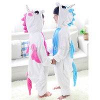 Flannel Cosplay Costume Anime Animals Onesie Unicorn For Kids Children Halloween Christmas Dress Party Girl Boy