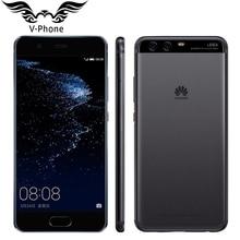 Original Huawei P10 4G LTE 4 GB RAM 64/128 GB ROM 5.1 pulgadas 1920×1080 Kirin 960 Octa Core Dual Trasera 20MP Cámara de Huellas Digitales NFC OTG