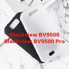 For Blackview Bv9500 Pro Soft Case Ultra Thin Silicone Black TPU Gel Pudding Phone Shell