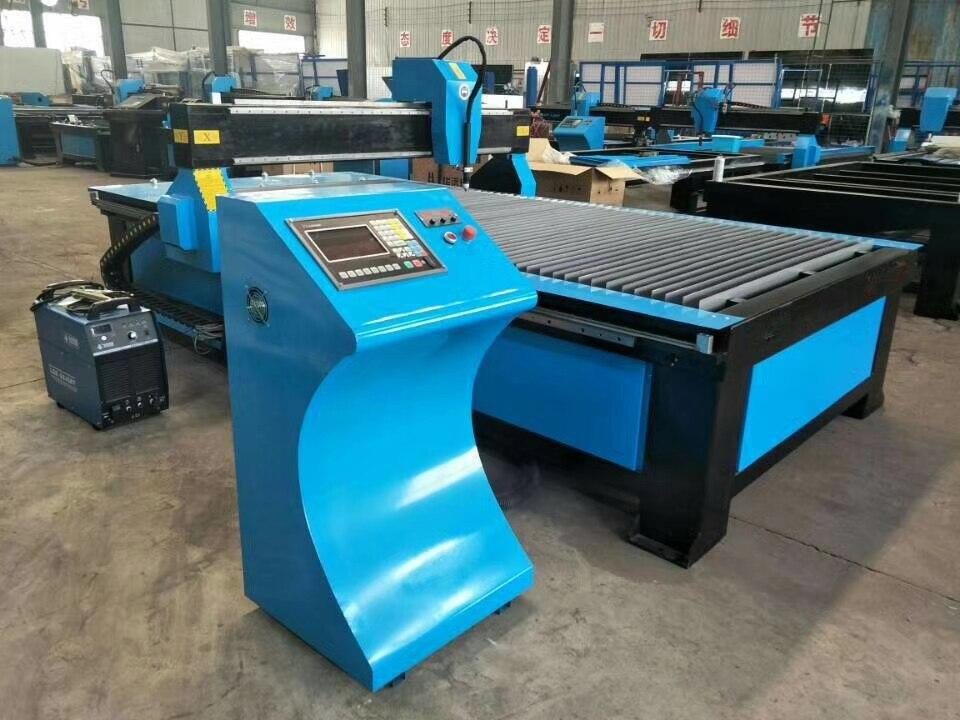 LXP1530 découpeuse industrielle de plasma de CNC pour le métal 63A